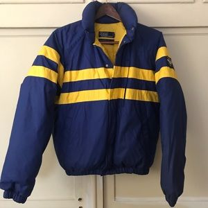 Polo Ralph Lauren Puffy Down Jacket Coat